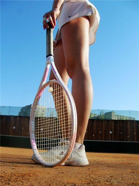 she will play tennis