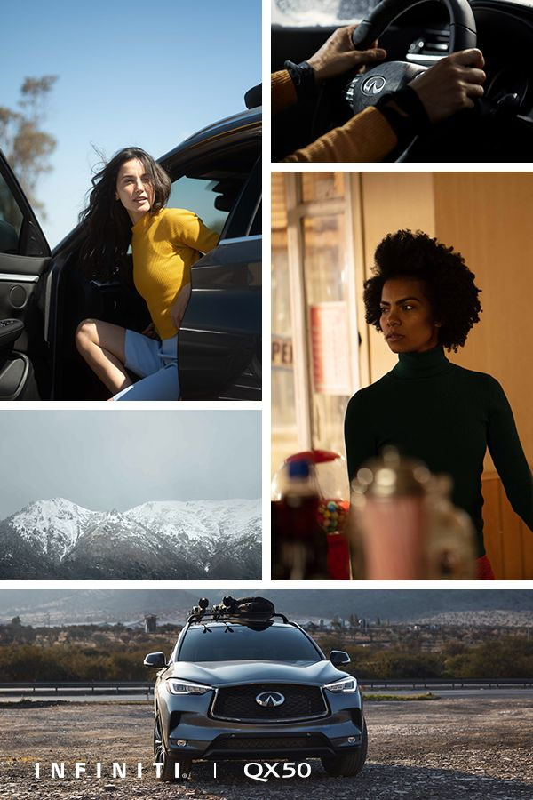Enhance Your Drive In The 2020 Edition 30 Infiniti Qx50 With Driver Assist Technologies The Infinit Katie Holmes Winter Sale New Day