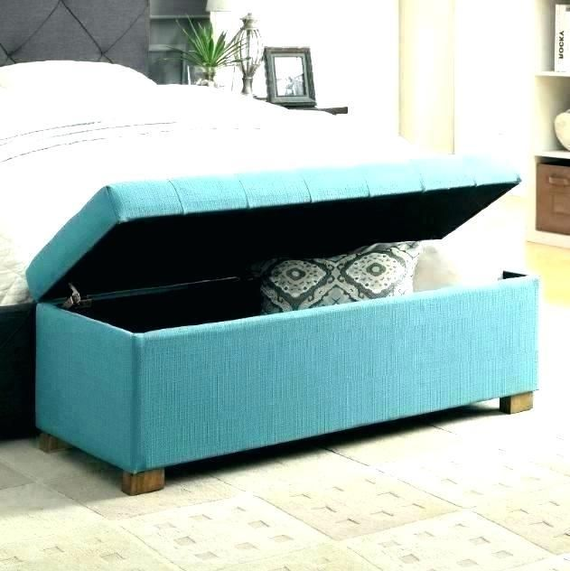 Bed Bench With Storage Chest Bedroom Storage Bench Seat Bedroom