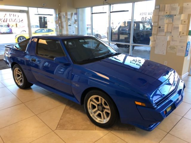 1989 Chrysler Conquest Tsi Low Miles Original Mild Upgrades Starion Rare For Sale Chrysler Conquest 1989 For Sale I In 2021 Chrysler Conquest Chrysler Upgrade