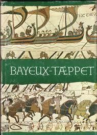 """""""Bayeux-teppet og slaget ved Hastings 1066"""" av Mogens Ruud"""