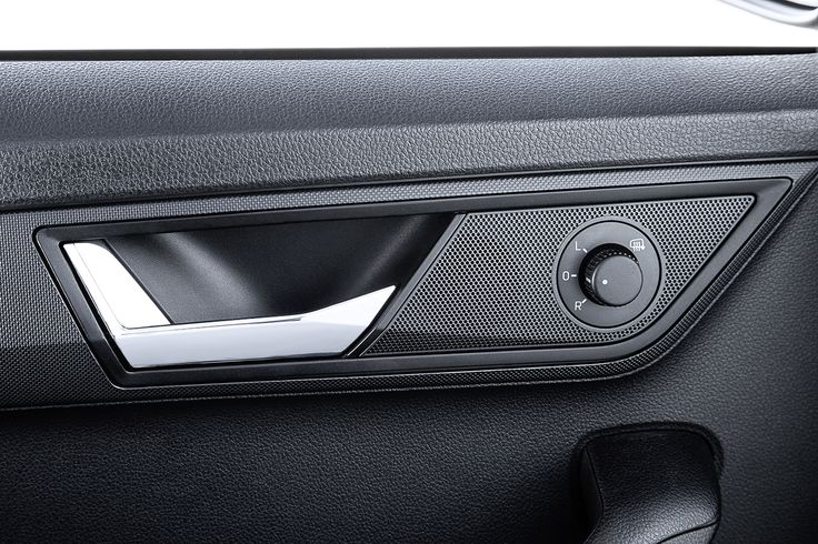 Interior door-handle #newfabia #fabia #skoda