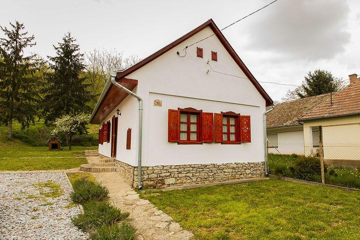 Tulipános ház - kiadó vendégház Villány közelében