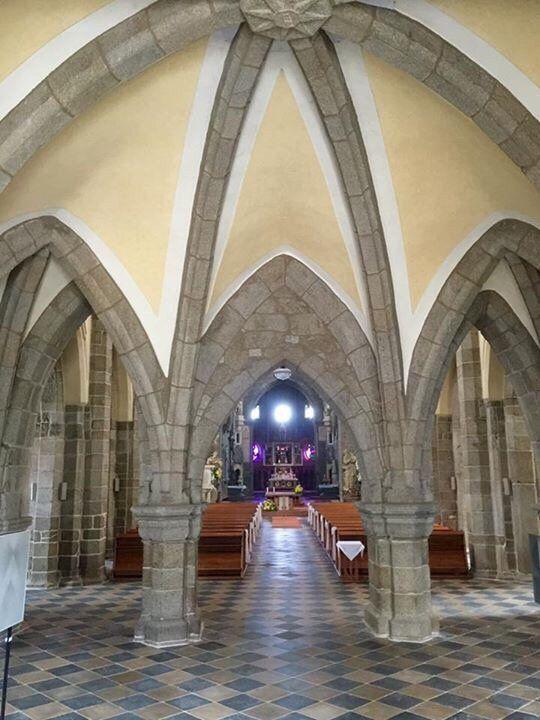 Bazilika svateho Prokopa - Trebic