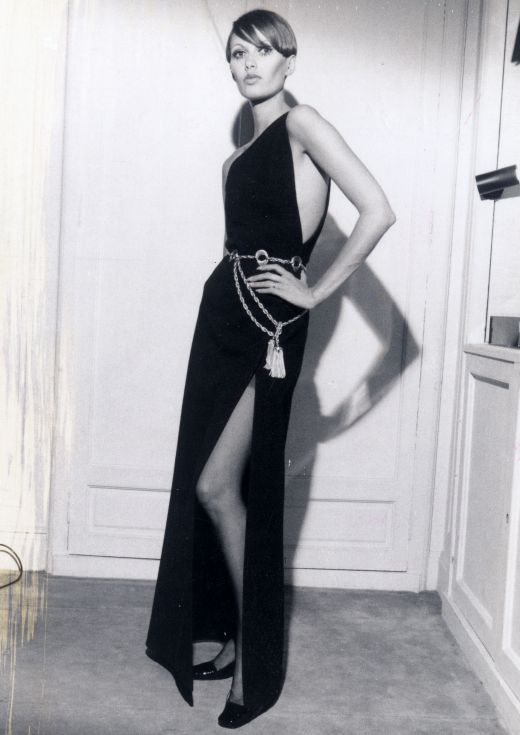 1968, Yves Saint Laurent