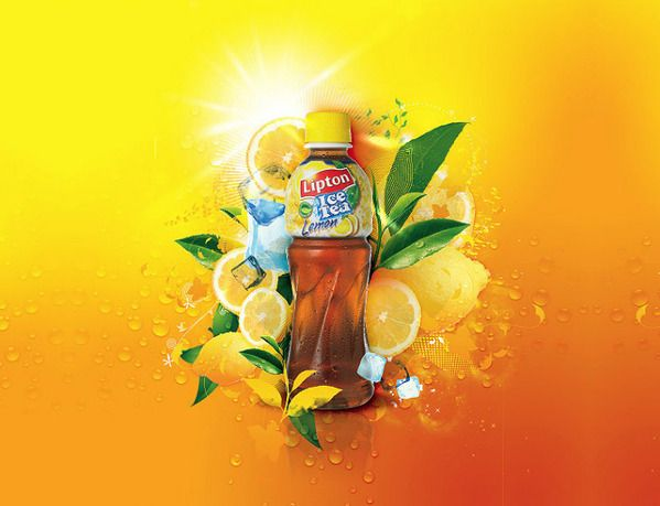Lipton's advertising is actually very fun. I'd have thought it would be stale and boring.
