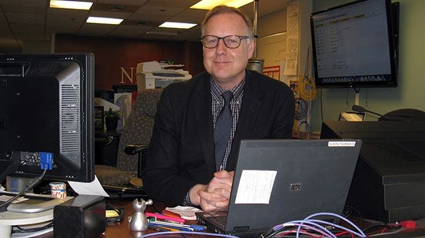 Assignment Editor Reg Hampton reflects on nearly three decades of monitoring police, fire and ambulance scanners