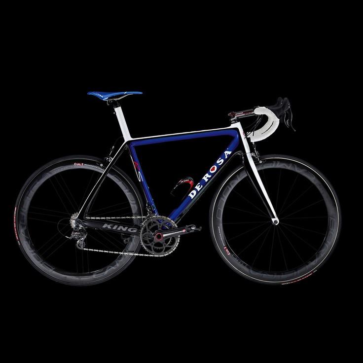 ::: De Rosa ::: King RS #blu #roadbike #bike #derosa