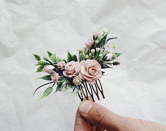 Flower Accessories von KarinaWedding auf Etsy