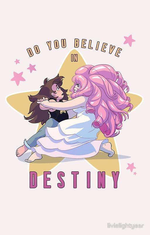 "Greg Universe & Rose Quartz Dancing from Steven Universe ""Destiny"" version"