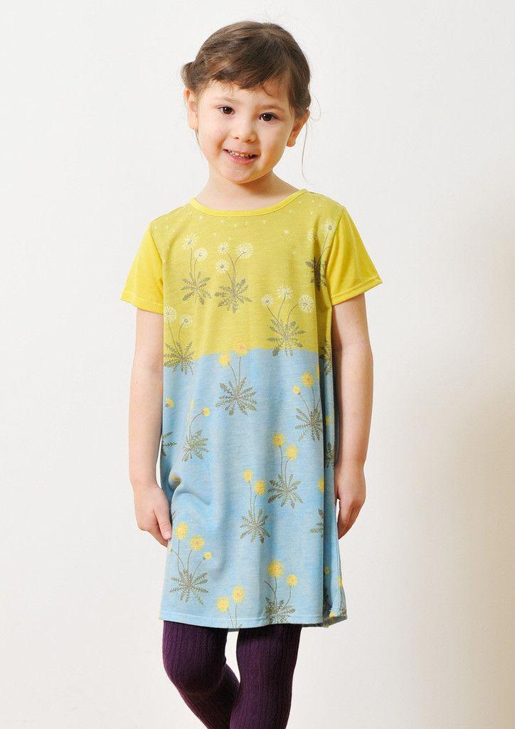 tampopo time (Misako Morino Short Sleeve One-Piece) – Design Tshirts Store graniph