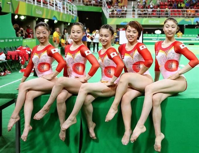 体操女子予選 日本予選7位で決勝へ / 産経フォト #体操 #リオ五輪