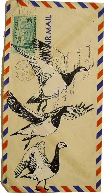 bricolage | carnetimaginaire: Alice Hoult, Geese