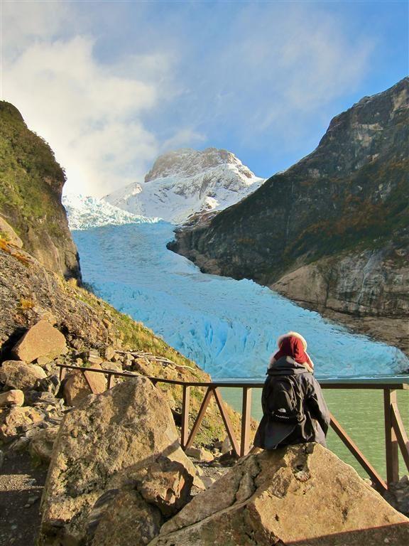 <3 Rio Serrano, Chile #ViventuraPinYourWayToSouthAmerica