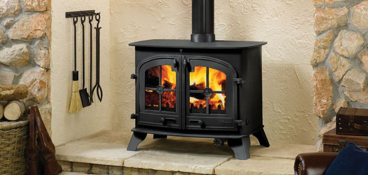 13kW County Multi-fuel Boiler Stove | Yeoman Stoves