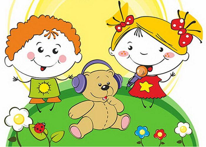 Слушать онлайн бесплатно детские песни из мультфильмов и мульсериалов: песни из Уолт Диснея, «Маши и медведя», советских мультиков