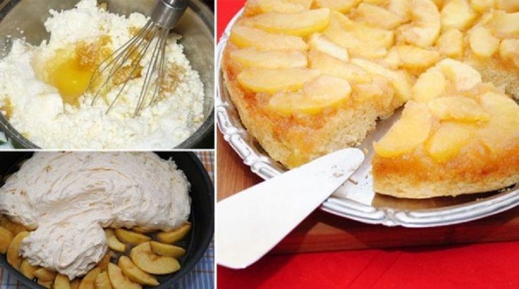 Varázslatos illatú almás csoda, a tésztája szinte elolvad a szádban! Hozzávalók az almatöltelékhez: 6 alma 50 g cukor 20 ml víz 50 g vaj 1 teáskanál fahéj rumaroma A tésztához: 4 tojás 200 g cukor 50 ml olaj 1 tasak sütőpor 150 g liszt Elkészítése: Az almákat hámozd meg és[...]