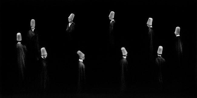 Muslim Mystics/Dervishes. Mehmet Günyeli.
