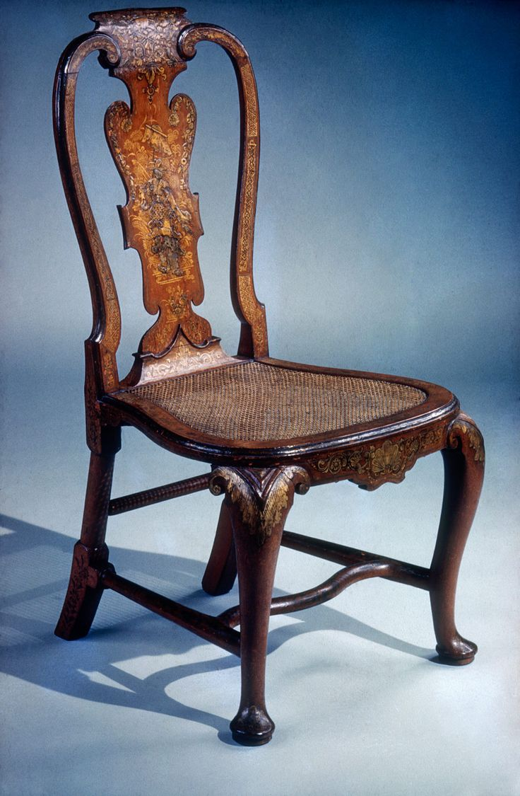 Chair antique queen anne chair the buzz on antiques antique chairs 101 - Side Chair Artist Giles Grendey 1693 1780 Date Ca 1735 Antique Chairsvintage