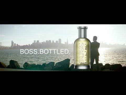 BOSS Bottled - Man of Today New Film from HUGO BOSS Fragrances - YouTube