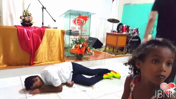 Bom samaritano - Ministração criativa - abril 2017 | Igreja Batista Naci...