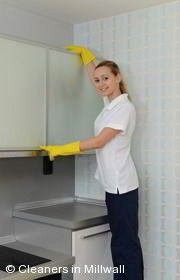 Domestic Cleaners Millwall