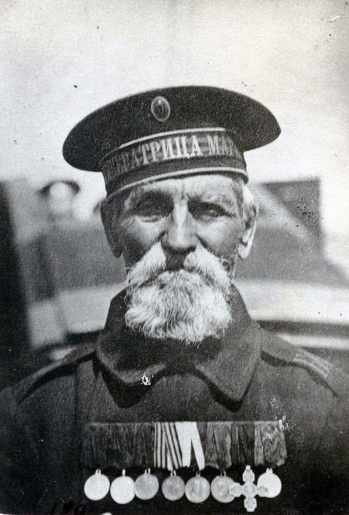 Александр Маркович Абакумов, герой Синопского сражения и битвы за Севастополь.