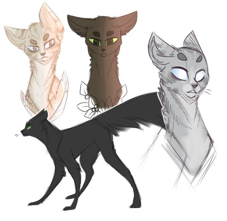 2016 Best Warriors Cats Images On Pinterest