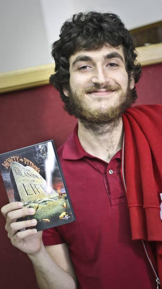"""Il vincitore della maratona """"La notte dei Monty Python"""" - LdOFCG 2013"""