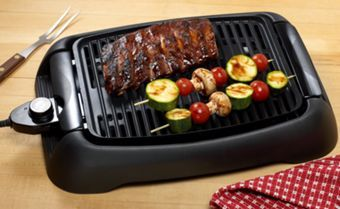 Tabletop Electric Grill Indoor Electric Grill - Item52685 - 49-95 - vermontcountrystore