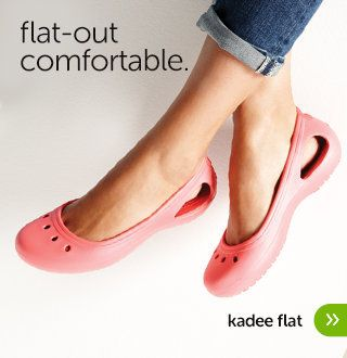 Women's Crocs Kadee - absolutely LOVE these shoes...just ordered 2 more pairs!