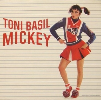 Hey Mickey! You're so fine. You're so fine you blow my mind...Hey Mickey!!  I remember singing this in my room w/Kim Hawes!!