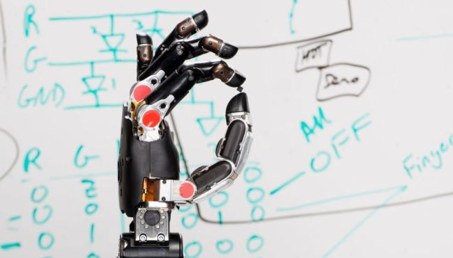 Robotic Prosthetic Hand Wired Into Brain: Once More, With Feeling ... see more at Inventorspot.com