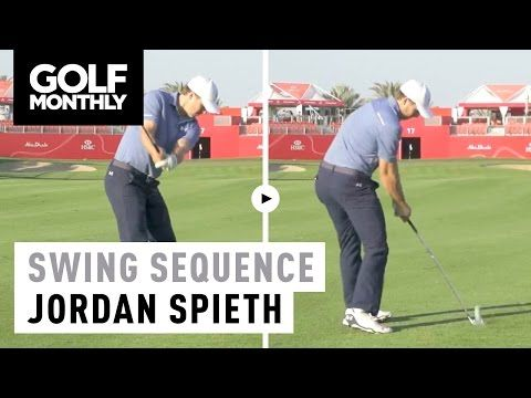 Golf Monthly: Jordan Spieth 2016 Swing Sequence