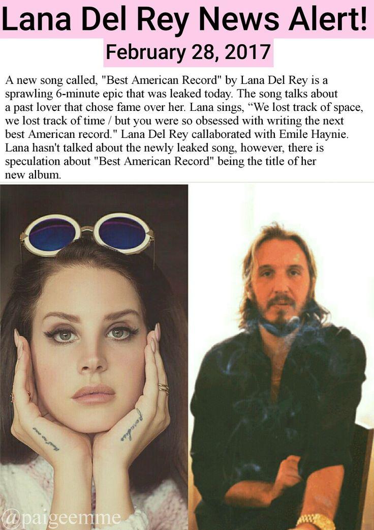 Lana Del Rey #news