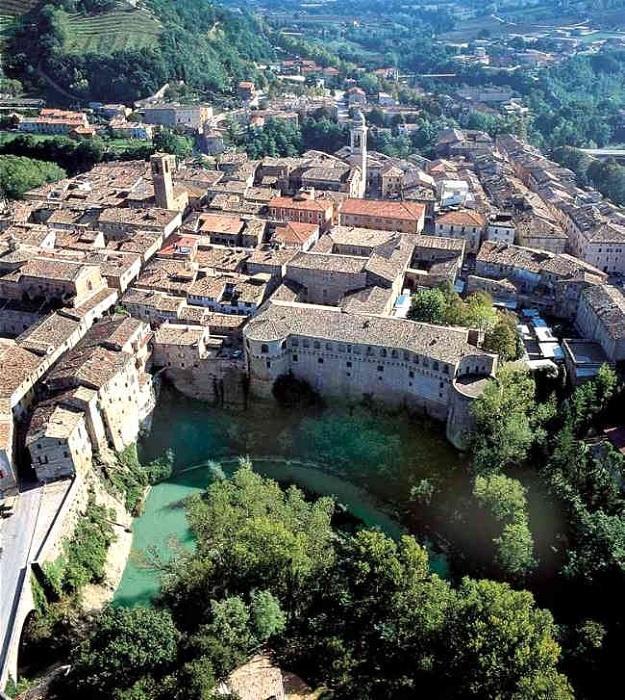 Urbania, PU - Le Marche, Italy