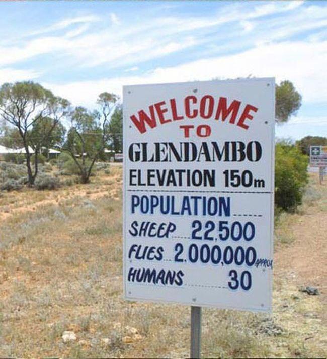 Funny Signs - Australia