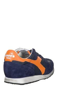 #Scarpe #diadora Trident in tela nylon, dettagli e riporti in pelle scamosciata #shoes #uomo #bforeshop #sneakers #diadorashoes #streetstyle #urbanstyle