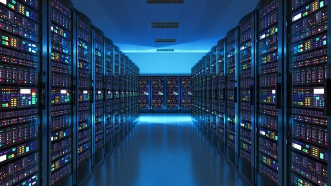 Microsoft's UK data centres power up cloud services