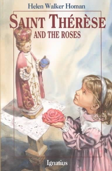 Saint Therese and the Roses