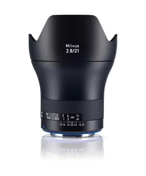 Zeiss Milvus F/2.8 21mm ZE Lens for Canon Introducing the Zeiss Milvus F/2.8 21mm ZE Lens for Canon DSLR EF cameras.  Those of you familiar with the nam... - Ali Express - Google+