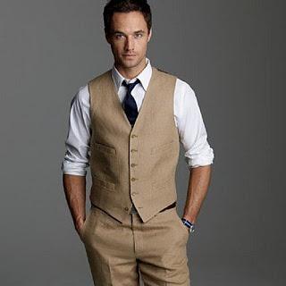Mens Khaki Suit With Vest My Style Pinterest Blue