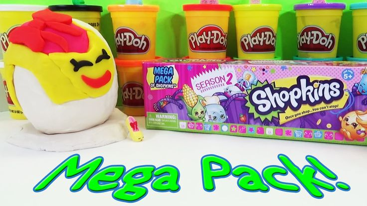 www.youtube.com/user/disneytoybox?sub_confirmation=1 Shopkins Mega Pack WINNER Season 2 Toy Opening with 4 ULTRA RARES and Shopkins PlayDoh Surprise Egg  These Shopkins Mega Packs are known for giving a lot of Ultra Rare Shopkins, and this Mega Pack didn't let us down! We got a lot of new Season 2 Shopkins that we were missing from our collection, and we also got 4 Ultra Rare Shopkins! #Shopkins #Playdoh #Surprise #Toys #Eggs