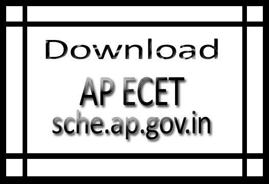 AP ECET Key 2017