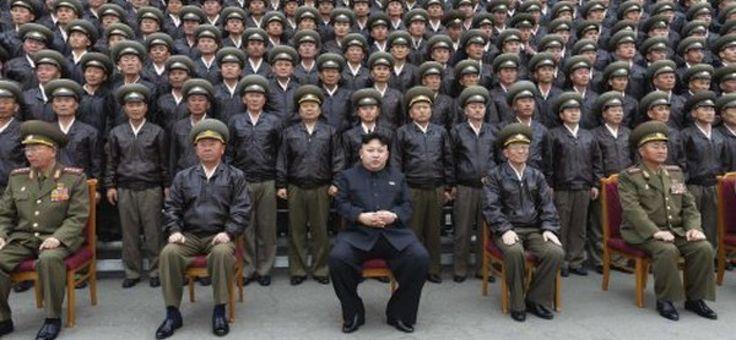 """Il est temps de penser et d'agir différemment avec la Corée du Nord  LA CORÉE C'EST MAUVAIS LES U S A TRÈS BON POURQUOI ?   LA CORÉE N""""A ATTAQUER PERSONNE LES USA SONT PARTOUT A CRÉE LE CHAOS  CHERCHER LA DICTATURE DU MONDE ?"""