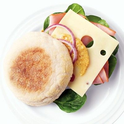 Toasted Ham and Swiss Recipe : Target Recipes