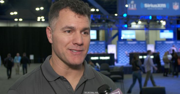 Former Patriot Adam Vinatieri returned to the site of his field goal that won Super Bowl XXXVIII.