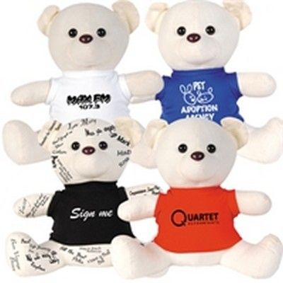 The Original Signature Calico Bear Min 50 - PROMOSXCHANGE offers a range of plush toys, temporary tattoos and other interesting Aussie gifts, Australian Gifts, Australia merchandise. Call 1800 PROMOS (776 667) - GO-57591s - Best Value Promotional items including Promotional Merchandise, Printed T shirts, Promotional Mugs, Promotional Clothing and Corporate Gifts from PROMOSXCHAGE - Melbourne, Sydney, Brisbane - Call 1800 PROMOS (776 667)