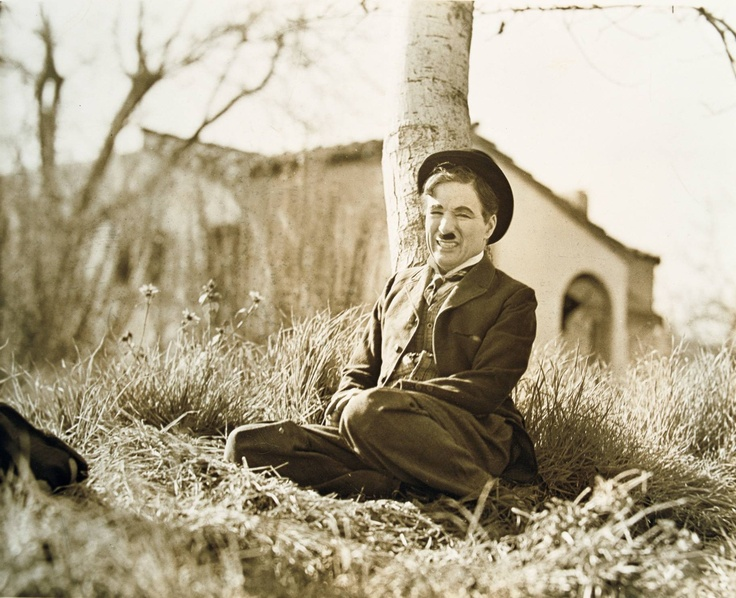 "Charlie Chaplin ""Modern Times"" 1936"