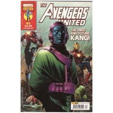 The Avengers United #82 from Marvel/Panini Comics UK. 22nd August 2007 issue. In very good condition internally and cover. Bagged and boarded. £2.00